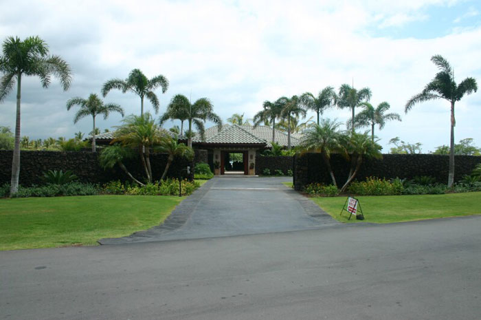 Landscaping of Homes in Kolea, Big Island, Hawaii